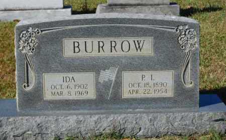 BURROW, IDA - Craighead County, Arkansas | IDA BURROW - Arkansas Gravestone Photos