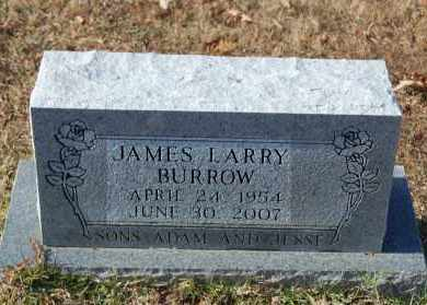 BURROW, JAMES LARRY - Craighead County, Arkansas | JAMES LARRY BURROW - Arkansas Gravestone Photos