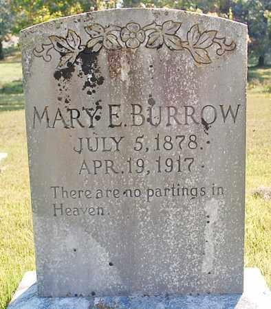 BURROW, MARY E. - Craighead County, Arkansas   MARY E. BURROW - Arkansas Gravestone Photos