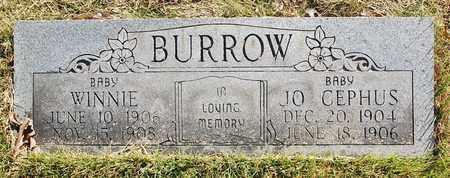 BURROW, WINNIE - Craighead County, Arkansas | WINNIE BURROW - Arkansas Gravestone Photos