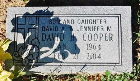 COOPER, DAVID H. - Craighead County, Arkansas | DAVID H. COOPER - Arkansas Gravestone Photos