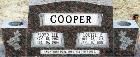 COOPER, FLOYD LEE - Craighead County, Arkansas | FLOYD LEE COOPER - Arkansas Gravestone Photos