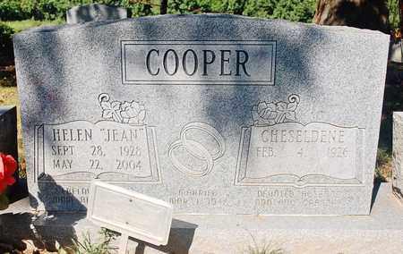 COOPER, CHESELDENE - Craighead County, Arkansas   CHESELDENE COOPER - Arkansas Gravestone Photos