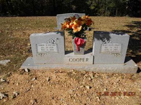 "COOPER, HOMER H ""COTTON"" - Craighead County, Arkansas | HOMER H ""COTTON"" COOPER - Arkansas Gravestone Photos"