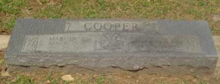 COOPER, MARION E - Craighead County, Arkansas | MARION E COOPER - Arkansas Gravestone Photos