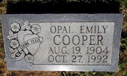 COOPER, OPAL EMILY - Craighead County, Arkansas | OPAL EMILY COOPER - Arkansas Gravestone Photos