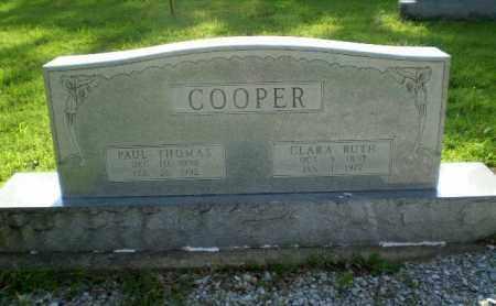 COOPER, PAUL THOMAS - Craighead County, Arkansas   PAUL THOMAS COOPER - Arkansas Gravestone Photos