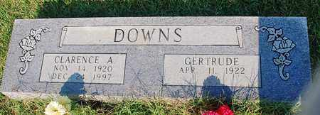 SAILOR DOWNS, GERTRUDE - Craighead County, Arkansas | GERTRUDE SAILOR DOWNS - Arkansas Gravestone Photos
