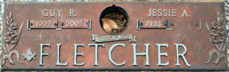 FLETCHER, GUY R - Craighead County, Arkansas   GUY R FLETCHER - Arkansas Gravestone Photos