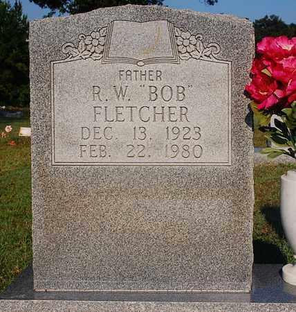 "FLETCHER, R. W. ""BOB"" - Craighead County, Arkansas | R. W. ""BOB"" FLETCHER - Arkansas Gravestone Photos"
