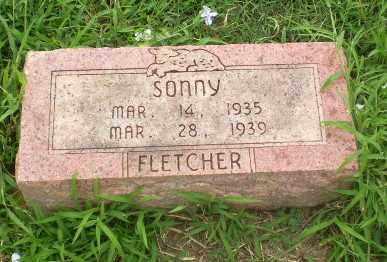 FLETCHER, SONNY - Craighead County, Arkansas   SONNY FLETCHER - Arkansas Gravestone Photos
