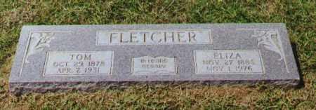FLETCHER, SARAH ELIZA - Craighead County, Arkansas | SARAH ELIZA FLETCHER - Arkansas Gravestone Photos