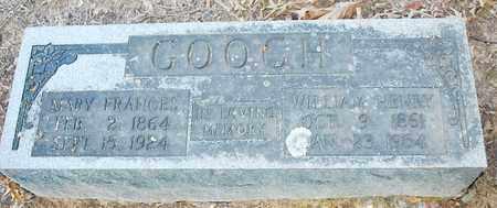 GOOCH, WILLIAM HENRY - Craighead County, Arkansas | WILLIAM HENRY GOOCH - Arkansas Gravestone Photos