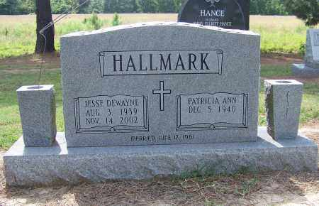 HALLMARK, JESSE DEWAYNE - Craighead County, Arkansas   JESSE DEWAYNE HALLMARK - Arkansas Gravestone Photos