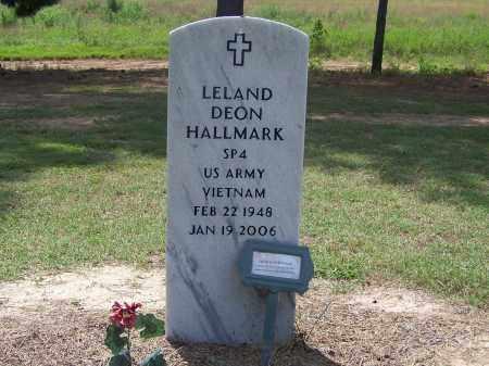 HALLMARK (VETERAN VIET), LELAND DEON - Craighead County, Arkansas   LELAND DEON HALLMARK (VETERAN VIET) - Arkansas Gravestone Photos