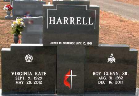 HARRELL, VIRGINIA KATE - Craighead County, Arkansas | VIRGINIA KATE HARRELL - Arkansas Gravestone Photos