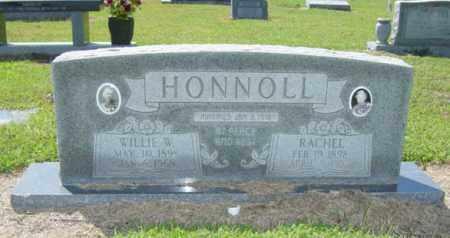 PITTS HONNOLL, RACHEL - Craighead County, Arkansas | RACHEL PITTS HONNOLL - Arkansas Gravestone Photos