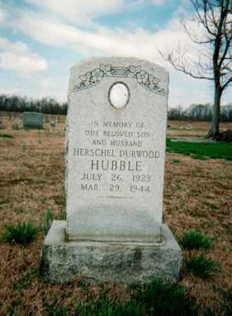 HUBBLE, HERSCHEL DURWOOD - Craighead County, Arkansas | HERSCHEL DURWOOD HUBBLE - Arkansas Gravestone Photos