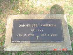 LAMBERTH (VETERAN), DANNY LEE - Craighead County, Arkansas | DANNY LEE LAMBERTH (VETERAN) - Arkansas Gravestone Photos