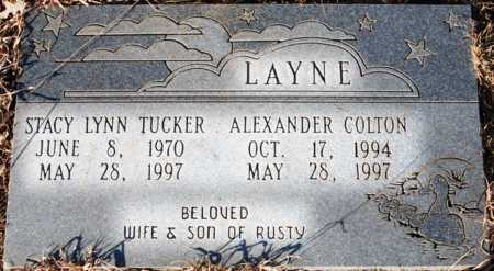 LAYNE, STACY LYNN - Craighead County, Arkansas | STACY LYNN LAYNE - Arkansas Gravestone Photos
