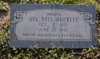 NUCKLES, AVA NELL - Craighead County, Arkansas   AVA NELL NUCKLES - Arkansas Gravestone Photos