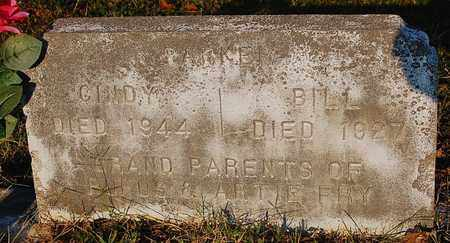 PARKER, CINDY - Craighead County, Arkansas | CINDY PARKER - Arkansas Gravestone Photos