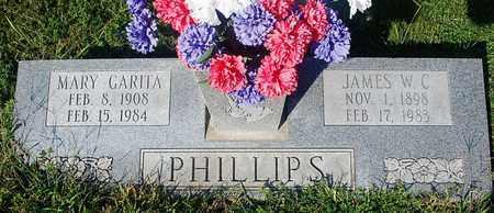 PHILLIPS, MARY GARITA - Craighead County, Arkansas | MARY GARITA PHILLIPS - Arkansas Gravestone Photos