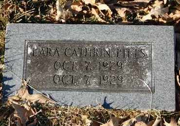 PITTS, LARA CATHRIN - Craighead County, Arkansas | LARA CATHRIN PITTS - Arkansas Gravestone Photos