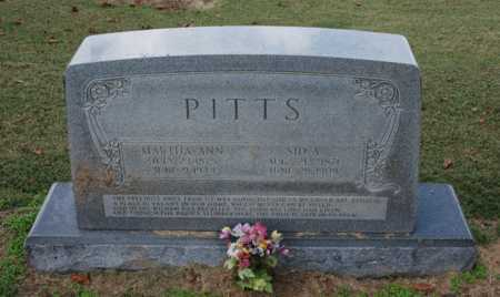 PITTS, SID - Craighead County, Arkansas | SID PITTS - Arkansas Gravestone Photos