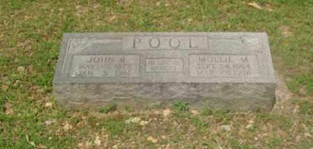 POOL, MOLLIE M - Craighead County, Arkansas   MOLLIE M POOL - Arkansas Gravestone Photos