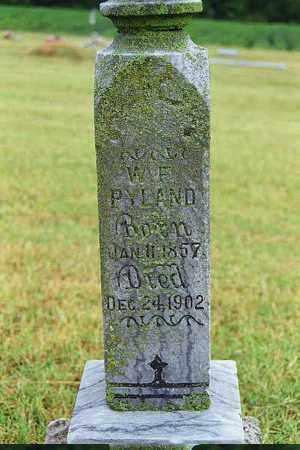 PYLAND, WILLIAM FRANKLIN - Craighead County, Arkansas | WILLIAM FRANKLIN PYLAND - Arkansas Gravestone Photos