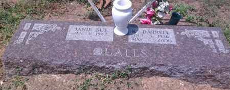 QUALLS, K. DARRELL - Craighead County, Arkansas   K. DARRELL QUALLS - Arkansas Gravestone Photos