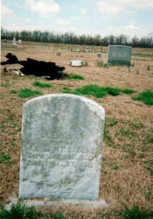 ROGERS, CLEMON - Craighead County, Arkansas   CLEMON ROGERS - Arkansas Gravestone Photos