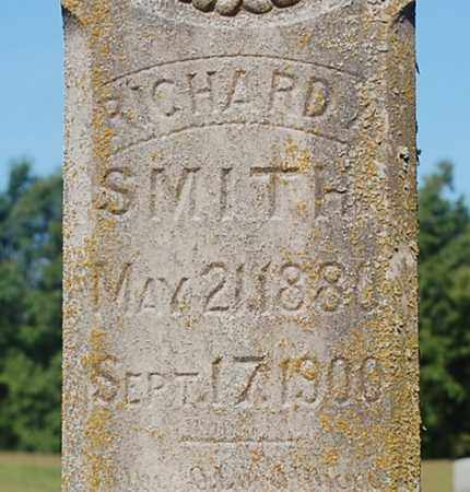 SMITH, RICHARD (CLOSE UP) - Craighead County, Arkansas | RICHARD (CLOSE UP) SMITH - Arkansas Gravestone Photos