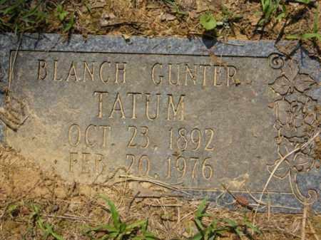 TATUM, BLANCH - Craighead County, Arkansas | BLANCH TATUM - Arkansas Gravestone Photos