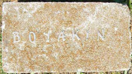 BOYAKIN, * - Crawford County, Arkansas | * BOYAKIN - Arkansas Gravestone Photos