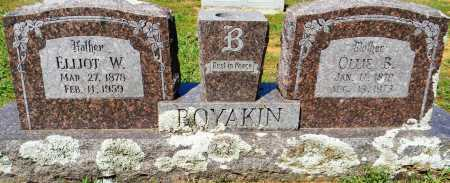 BOYAKIN, OLLIE BELL - Crawford County, Arkansas   OLLIE BELL BOYAKIN - Arkansas Gravestone Photos