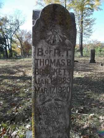 BRACKETT, THOMAS BRADFORD - Crawford County, Arkansas | THOMAS BRADFORD BRACKETT - Arkansas Gravestone Photos