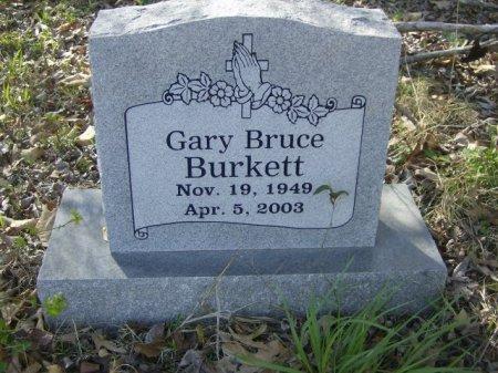 BURKETT, GARY BRUCE - Crawford County, Arkansas | GARY BRUCE BURKETT - Arkansas Gravestone Photos