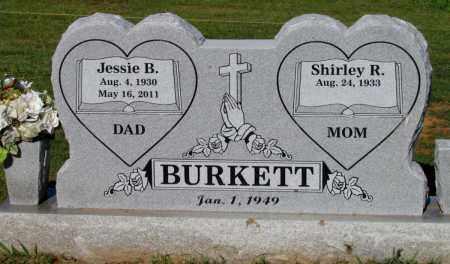 BURKETT, JESSIE B - Crawford County, Arkansas   JESSIE B BURKETT - Arkansas Gravestone Photos