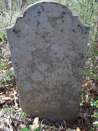CATE, EMILY J - Crawford County, Arkansas | EMILY J CATE - Arkansas Gravestone Photos