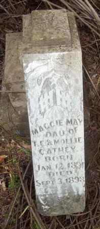 CATHEY, MAGGIE MAY - Crawford County, Arkansas   MAGGIE MAY CATHEY - Arkansas Gravestone Photos