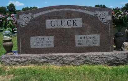 CLUCK, WILMA M - Crawford County, Arkansas | WILMA M CLUCK - Arkansas Gravestone Photos