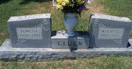 CLUCK, ROWENA - Crawford County, Arkansas | ROWENA CLUCK - Arkansas Gravestone Photos