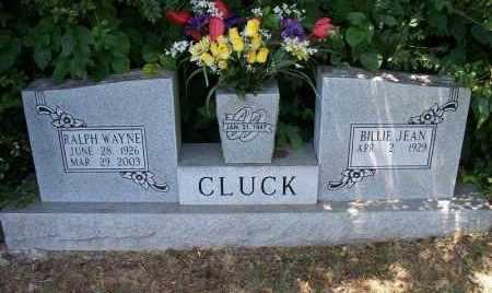 CLUCK, RALPH WAYNE - Crawford County, Arkansas | RALPH WAYNE CLUCK - Arkansas Gravestone Photos