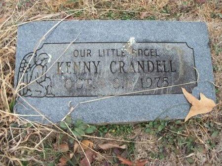 CRANDELL, KENNY - Crawford County, Arkansas | KENNY CRANDELL - Arkansas Gravestone Photos