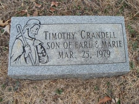 CRANDELL, TIMOTHY - Crawford County, Arkansas | TIMOTHY CRANDELL - Arkansas Gravestone Photos