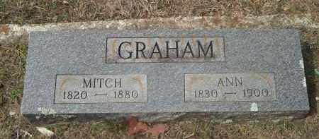 GRAHAM, ANN - Crawford County, Arkansas | ANN GRAHAM - Arkansas Gravestone Photos