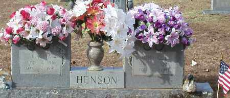 HENSON, JOHN GUY - Crawford County, Arkansas | JOHN GUY HENSON - Arkansas Gravestone Photos