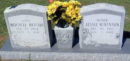 HENSON, MITCHELL - Crawford County, Arkansas | MITCHELL HENSON - Arkansas Gravestone Photos